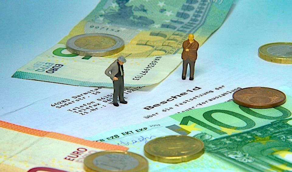 Potvrdenia o príjmoch v zahraničí